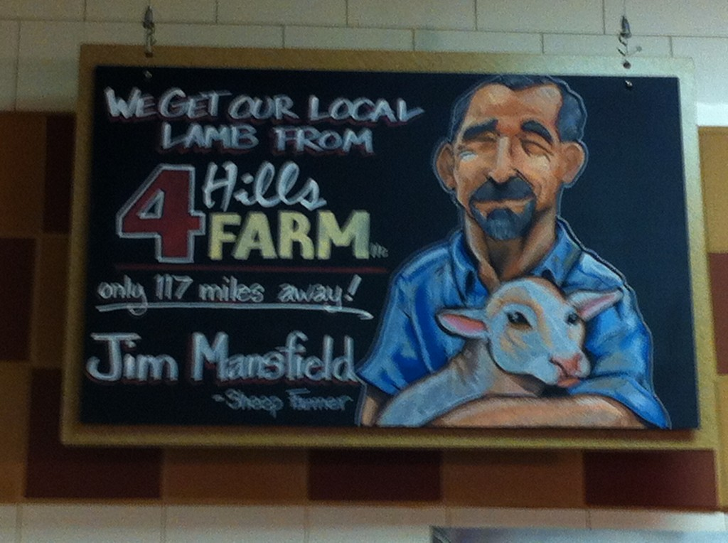 Jim at Whole Foods