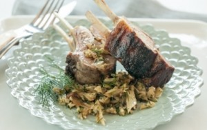 Four Hills Farm lamb